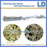Chewing/jam center pet food process line,dog food processing line