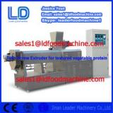 Twin screw extruder food snack machine