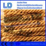 FRIED WHEAT FLOUR PILLOW/STICK SNACKS PROCESS LINE