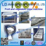 Fruit and Vegetable Chips Processing line