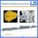Instant Rice/Nutritional Rice Food making machine