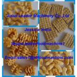 Best quality Automatic Screw/shell/chips frying food extrusion machine