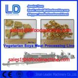 304 Stainless steel Automatic Vegetarian Soya Meat assembly line