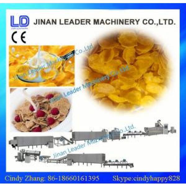 small scale corn flakes manufacturing machinery india making machine #1 image
