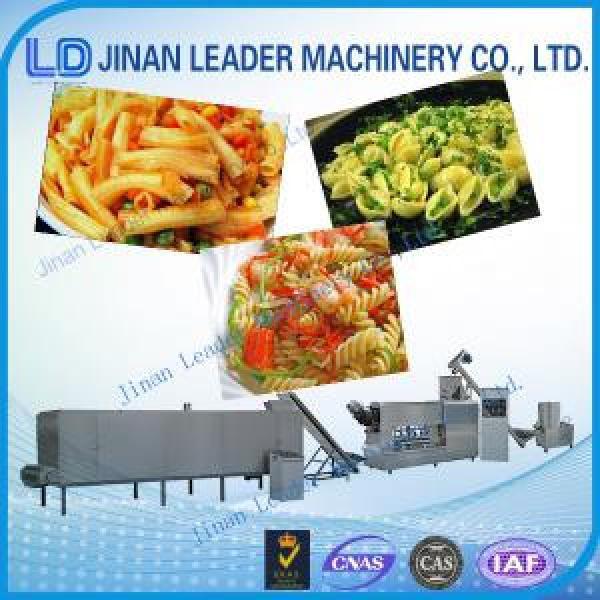 Macaroni Pasta Processing Machine pasta machine extruder #1 image