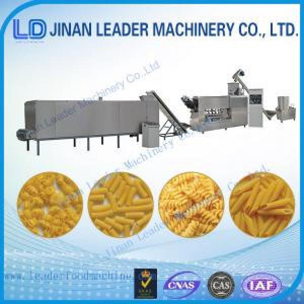 Macaroni Pasta Processing Machine italian pasta machine #1 image