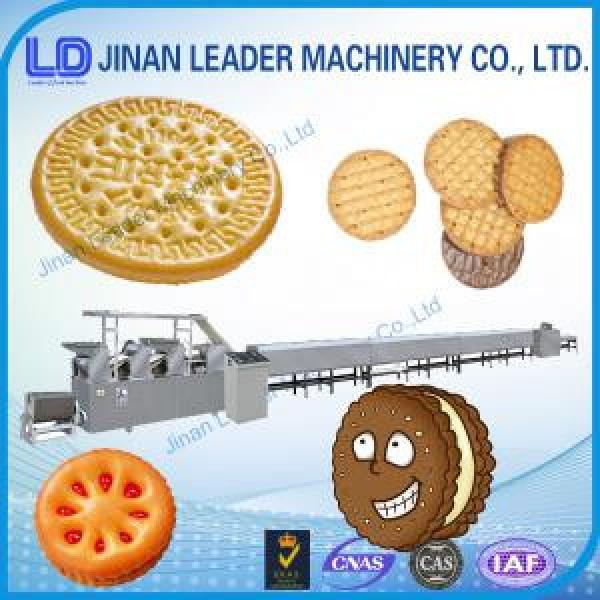 Low consumption soft waffle biscuits food processing machinery #1 image