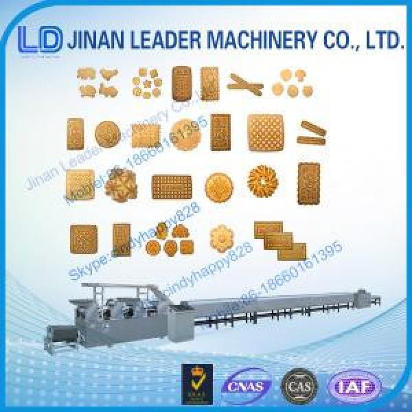 Small scale Soft & Hard Biscuit machinery production line #1 image