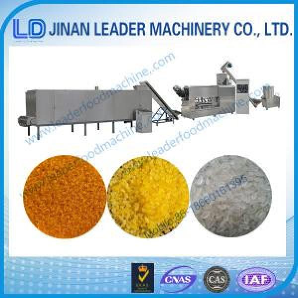 Artificial / Nutrition Rice Processing Line food machinery company #1 image