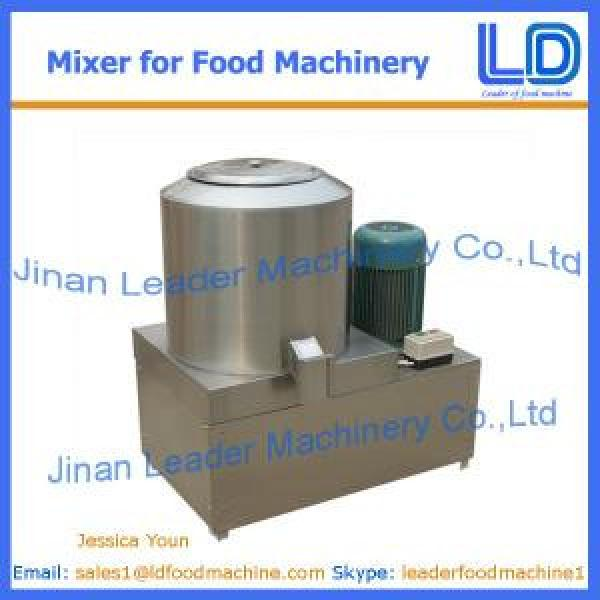 Automatic Mixers for snacks food made in China #1 image