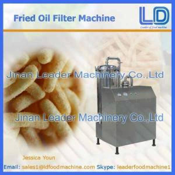 304 Stainless steel Automatic Fried Oil Filter Machine #1 image