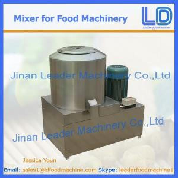 Mixers for food machinery #1 image