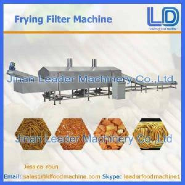 High quality Automatic Fried Oil Filter Machine #1 image