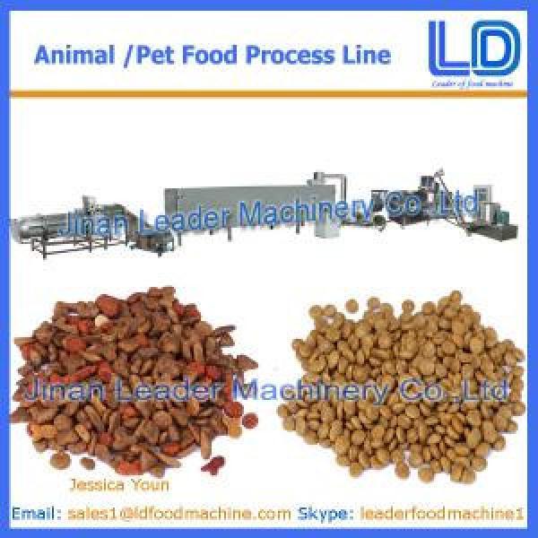 Cat,dog ,fish treats /pet food Processing Equipment #1 image