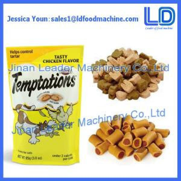 Cat,dog treats processing machinery,Animal food Machine #1 image