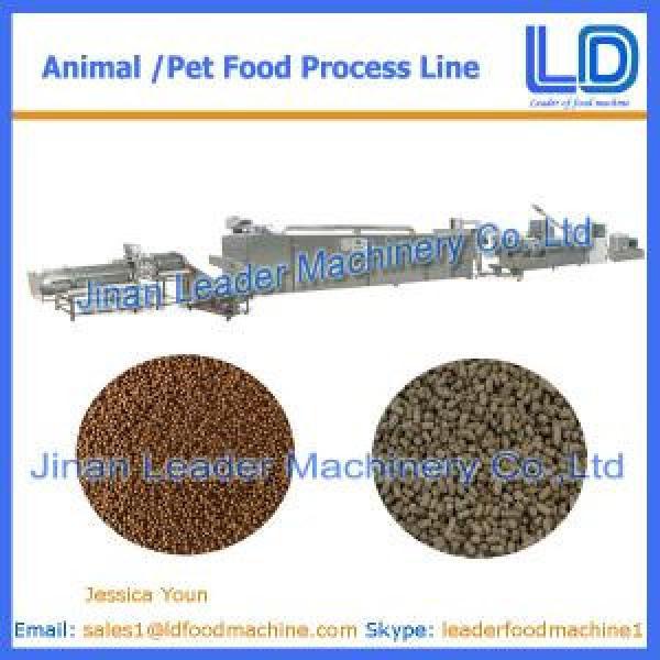 High Quality Cat,dog ,fish treats /pet food Processing Equipment #1 image