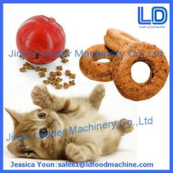 Chewing cat,dog treats processing line #1 image