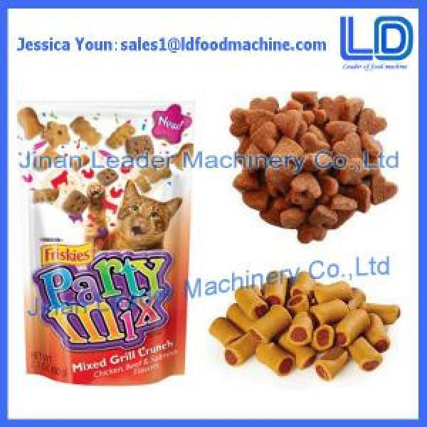 Pet Treats making machinery for Cat ,Dog #1 image