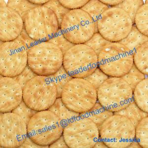 China Manufacturer Automatic Biscuit Process Line / Biscuit making machine #1 image