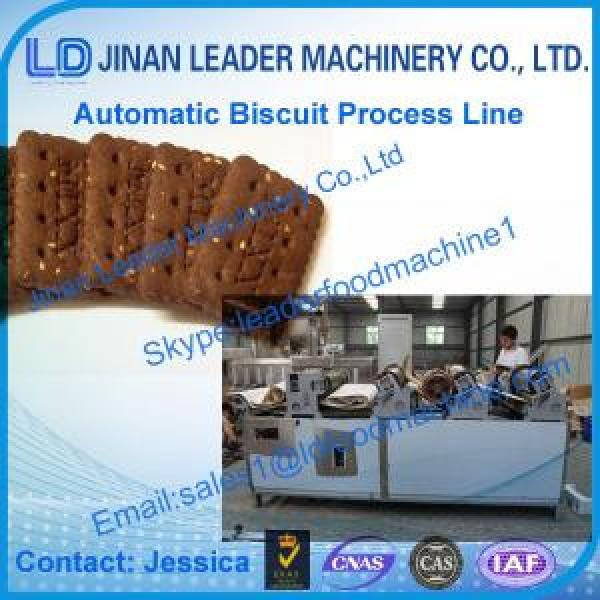 Automatic Biscuit Production Line / Biscuit processing equipment #1 image