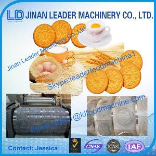 China Automatic Biscuit Process Line / Biscuit assembly lines for sale #1 image