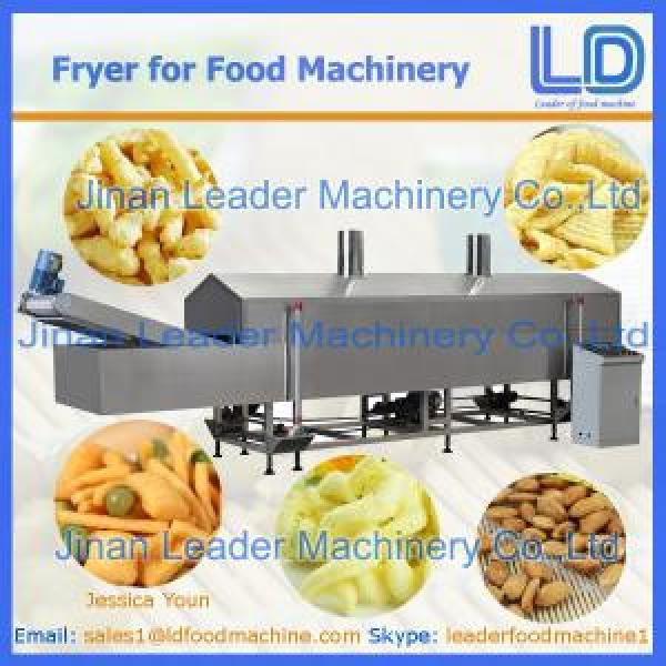 Made in China Automatic Fryer food machines #1 image