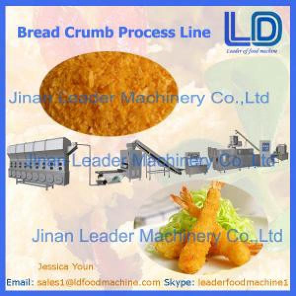Bread crumb assembly line / process line made in china #1 image