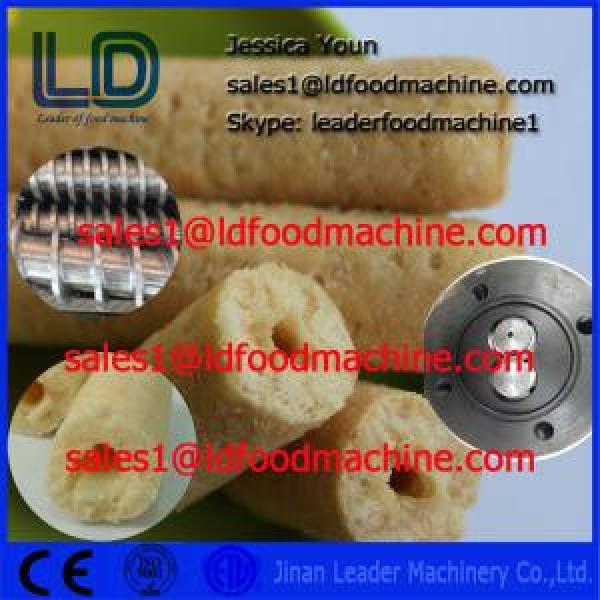 CE ISO Automatic Core Filled/Inflating Snacks Food Processing Equipment #1 image