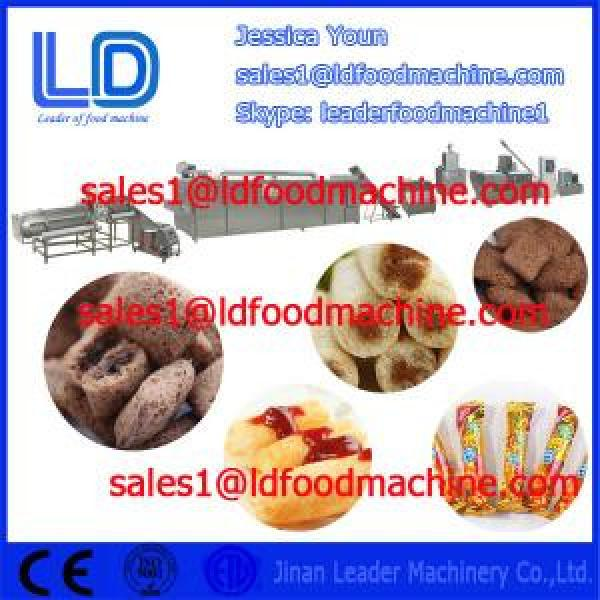 Hot sale Core Filled/Inflating Snacks Food making Machinery #1 image