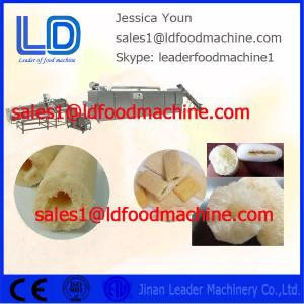 Stainless steel Core Filled/Inflating Snacks Food Processing Equipment #1 image