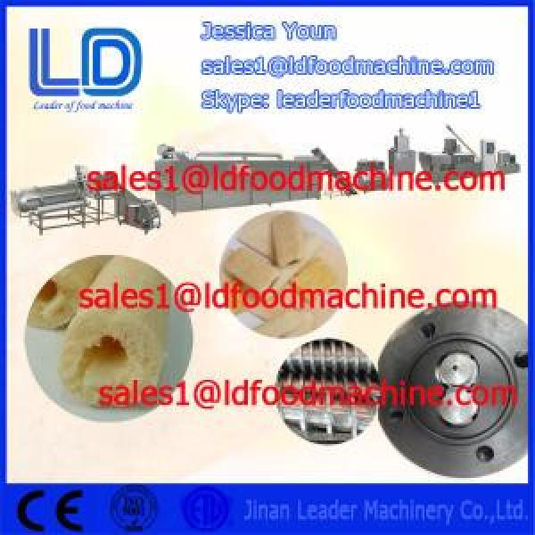 Made in China Core Filled/Inflating Snacks Food Processing Machinery #1 image