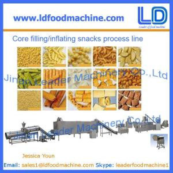 Core Filled/Inflating Snacks Food Processing equipment,Snack Food Machinery #1 image