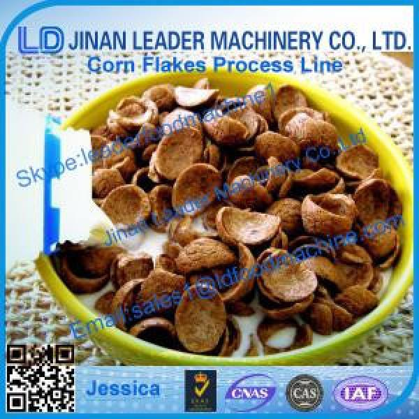Corn flakes processing line, high wholesale cereals corn flakes machine #1 image