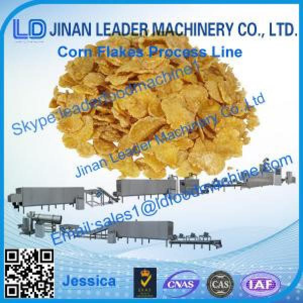 high wholesale corn flakes breakfast cereals making machines #1 image