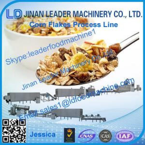 Corn flakes process line,corn flakes machine #1 image