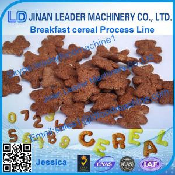 Corn flakes process line, oats corn flakes machine #1 image