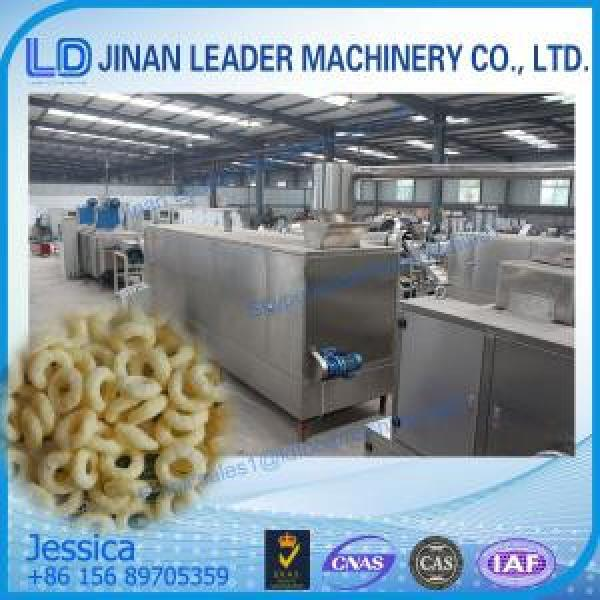 Made in China Corn flakes food processing equipment,breakfast cereals making machine #1 image