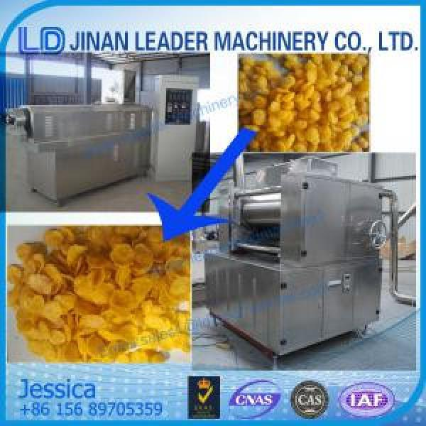 2015 Hot sale Corn flakes/breakfast cereals making machinery #1 image