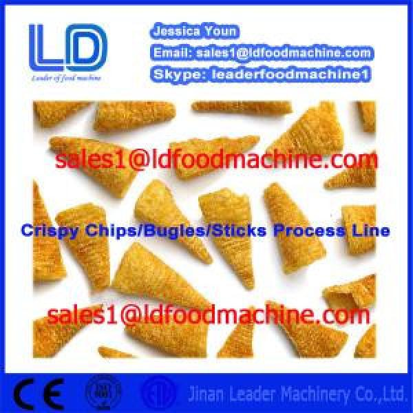 Automatic Crispy chips processing equipment,salad/bugles processing machinery #1 image