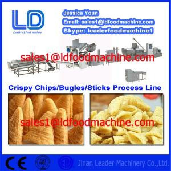 Excellent Quality Crispy chips /salad/bugles making machine China supplier #1 image