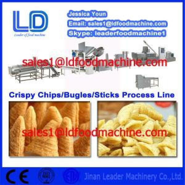 High Quality Crispy chips /salad/bugles making machine China supplier #1 image