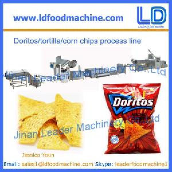 Doritos/tortilla/corn chips process line #1 image