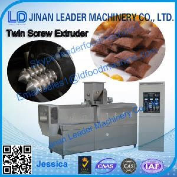 Twin Screw Extruder with Stainless Steel #1 image