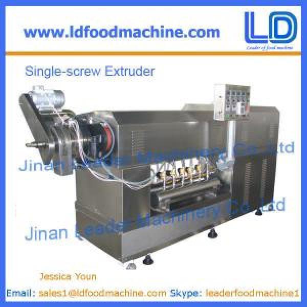 Single Screw Extruder,food extruder #1 image