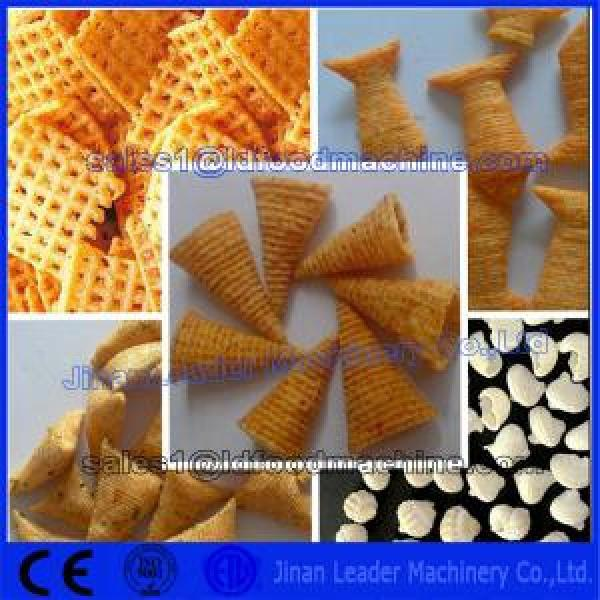 China FRIED WHEAT FLOUR SNACKS PROCESS LINE #1 image