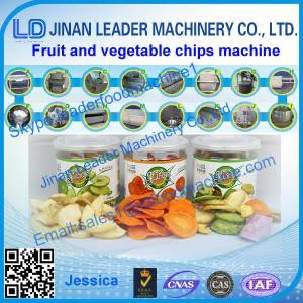 Fruit and Vegetable Chips Production line #1 image