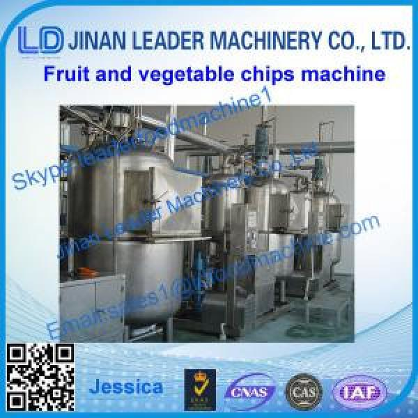 Fruit and Vegetable Chips processing equipment #1 image