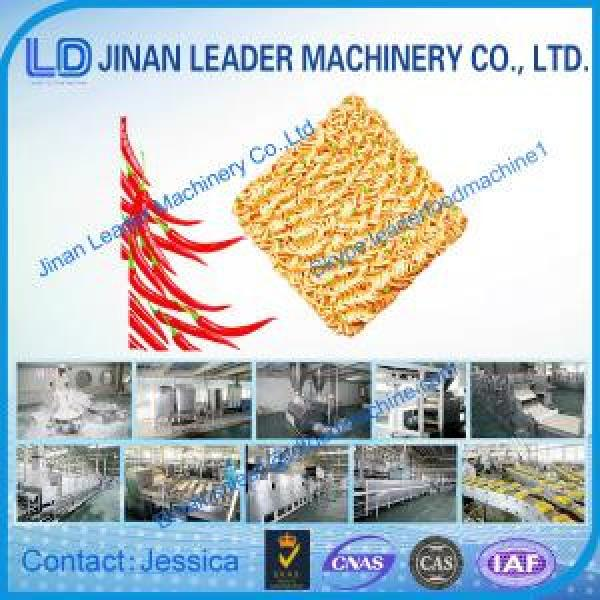 Instant noodles process line with Large capacity #1 image