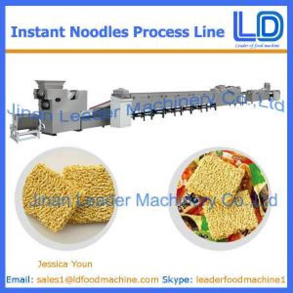 Instant noodles assembly line/making machine #1 image