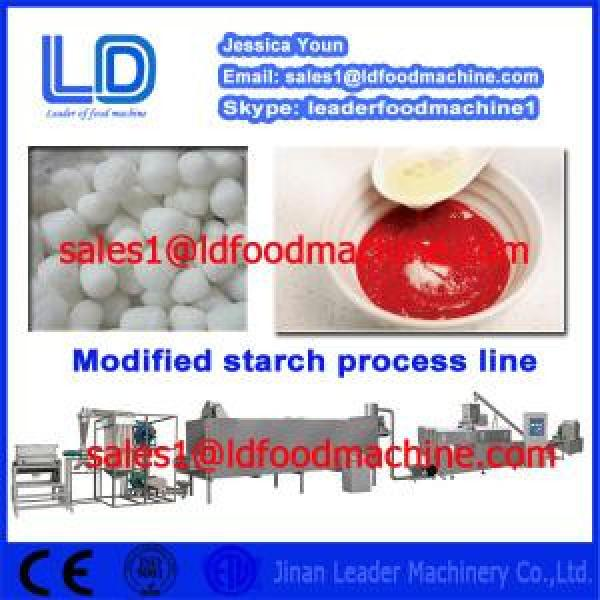 Best quality Automatic Modified Starch extrusion Machinery #1 image